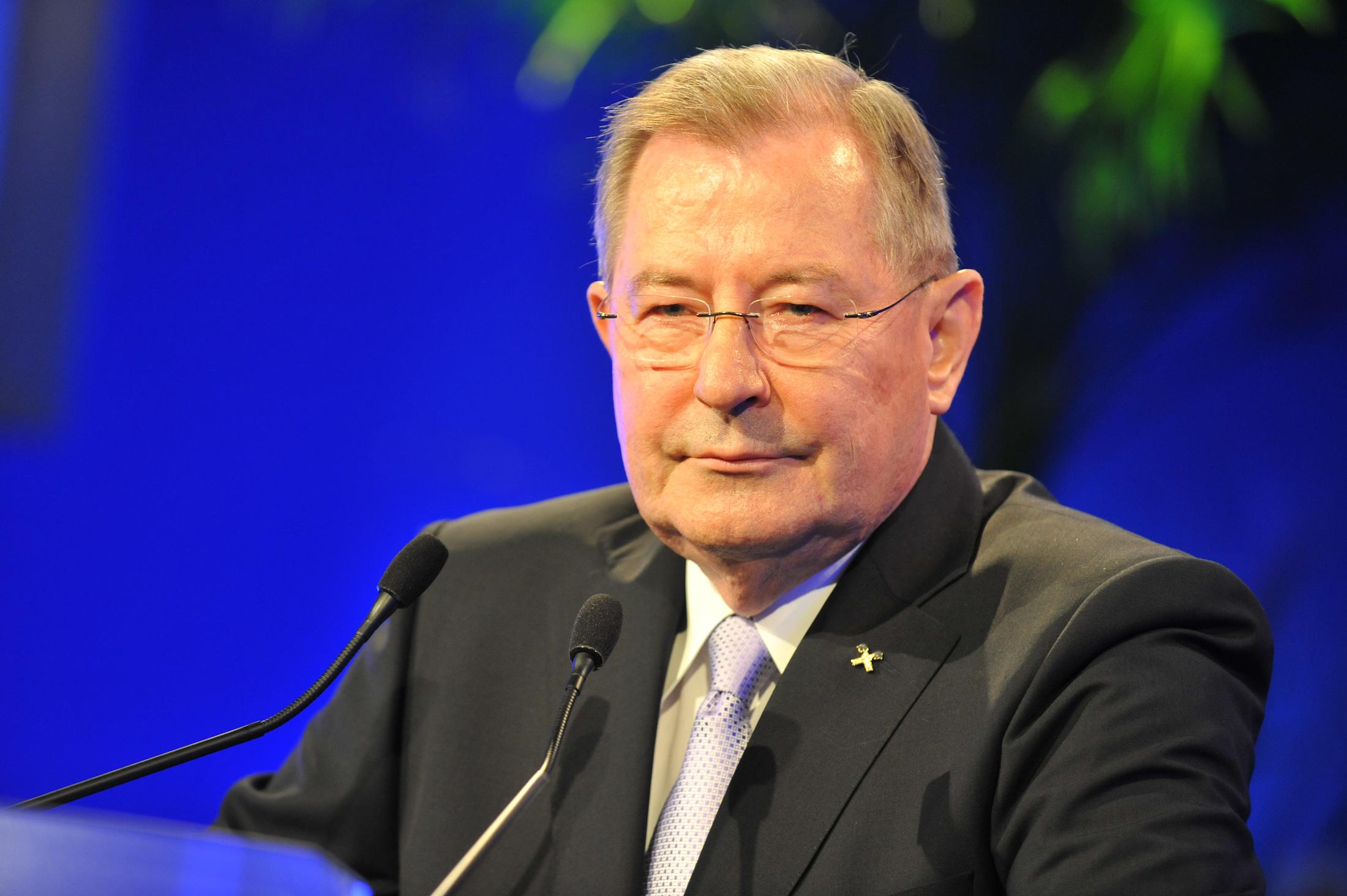 Ludwig Scharinger verstorben