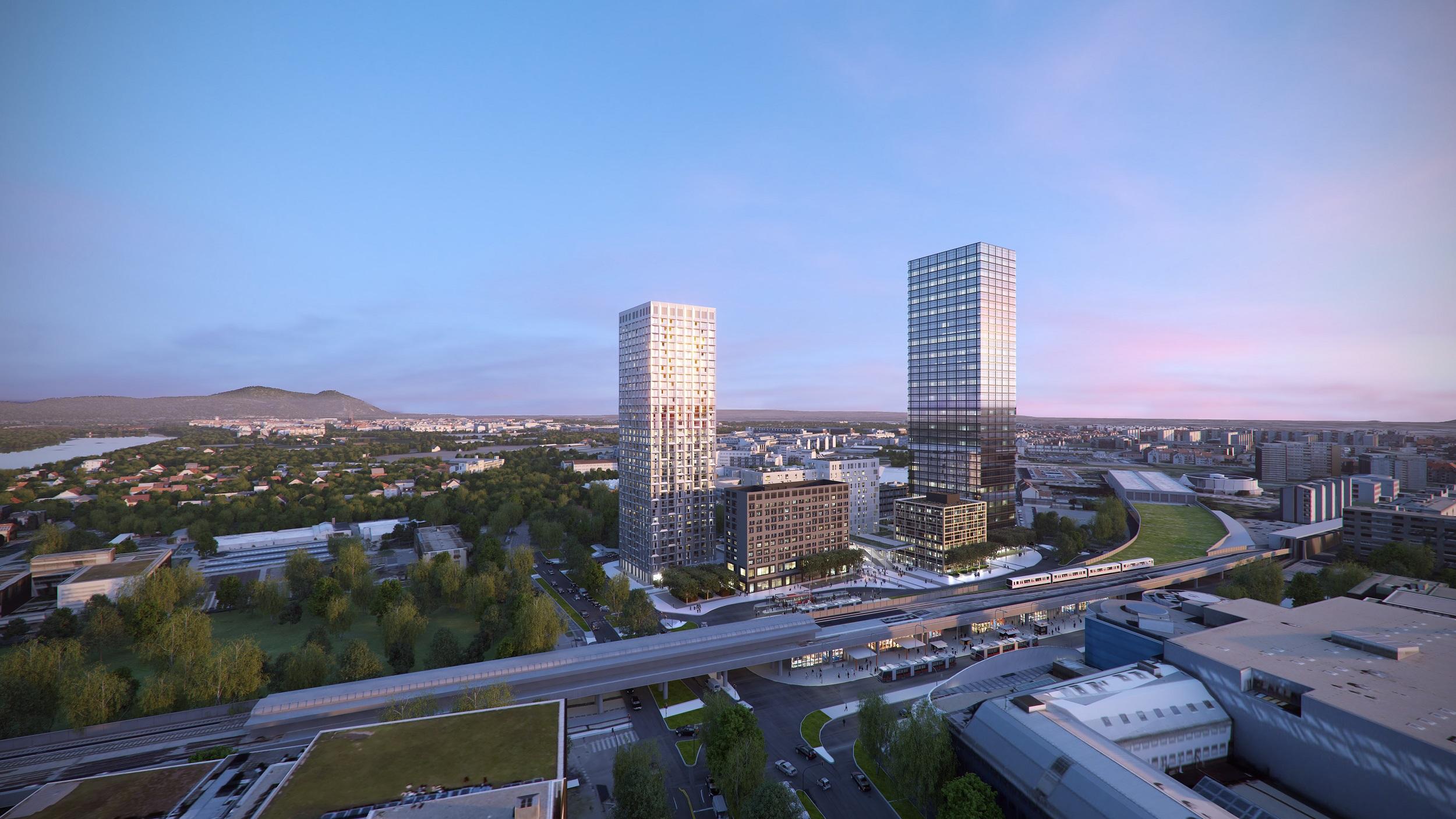 Baubeginn für Quartiersentwicklung