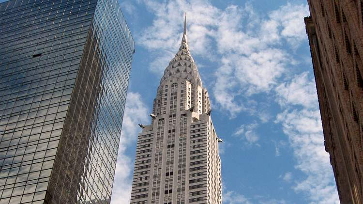Benko kauft Chrysler Building