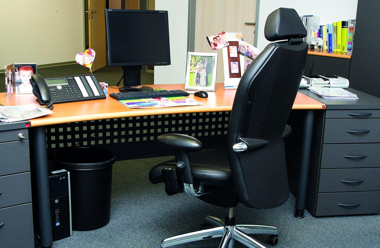 Der Schreibtisch von...Michael Ehlmaier