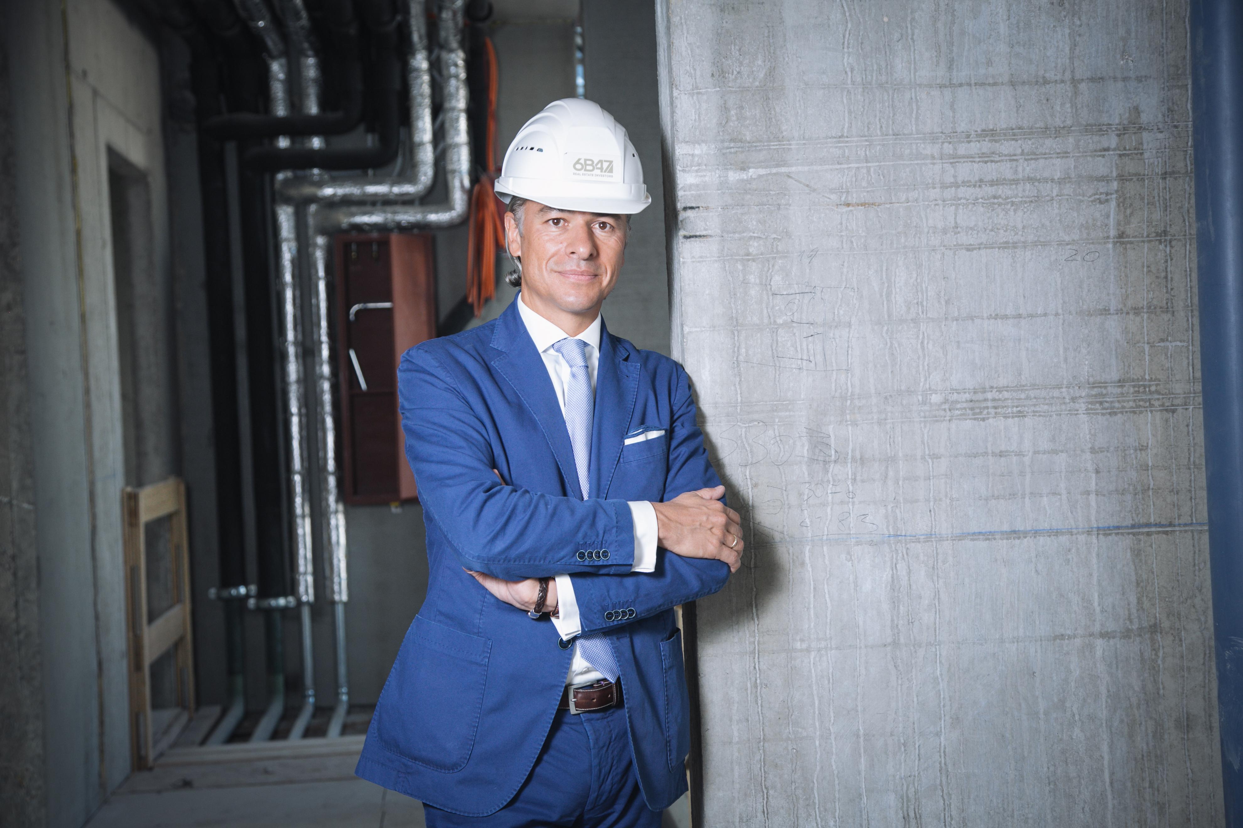 6B47 CEO Peter Ulm vor Abgang?