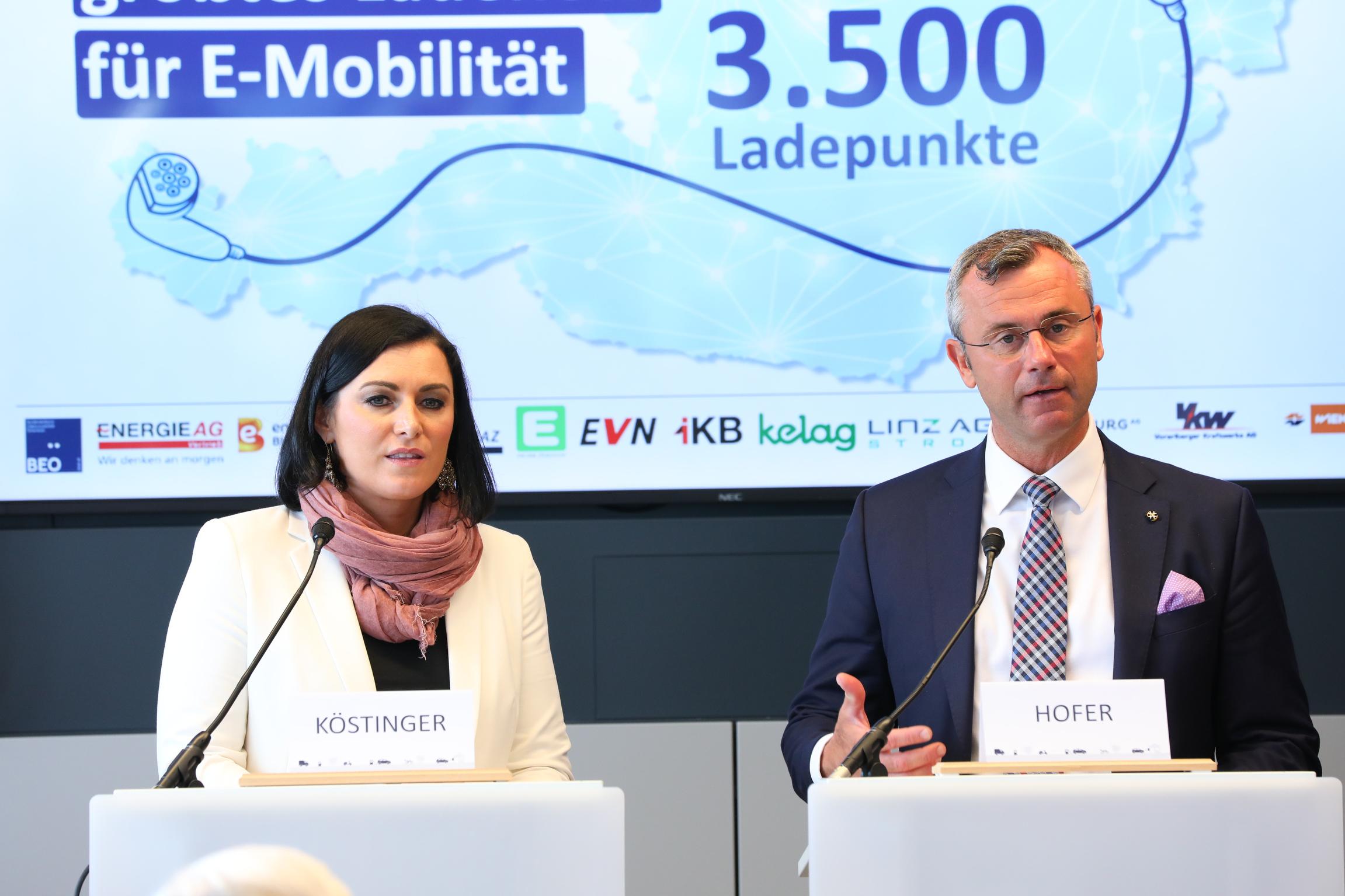 Meilenstein für E-Mobilität