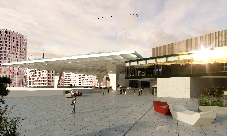 Austria Center Vienna startet in die heiße Umbauphase