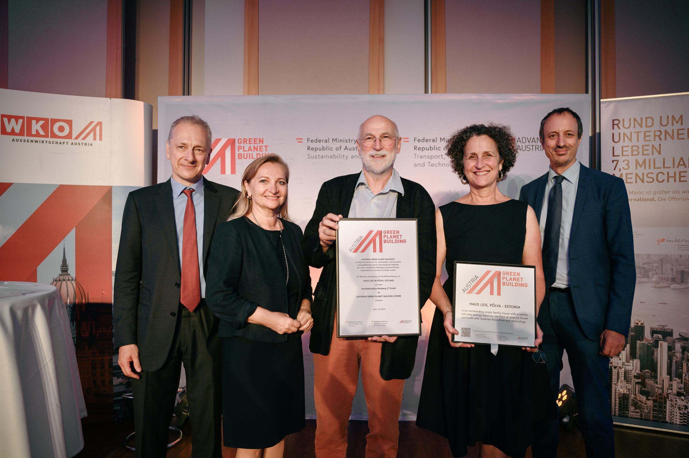 Austrian Green Planet Building Awards