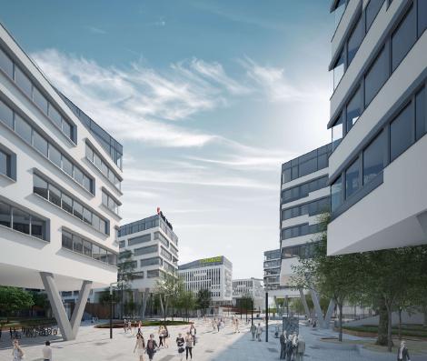 Signa verkauft Austria Campus 2