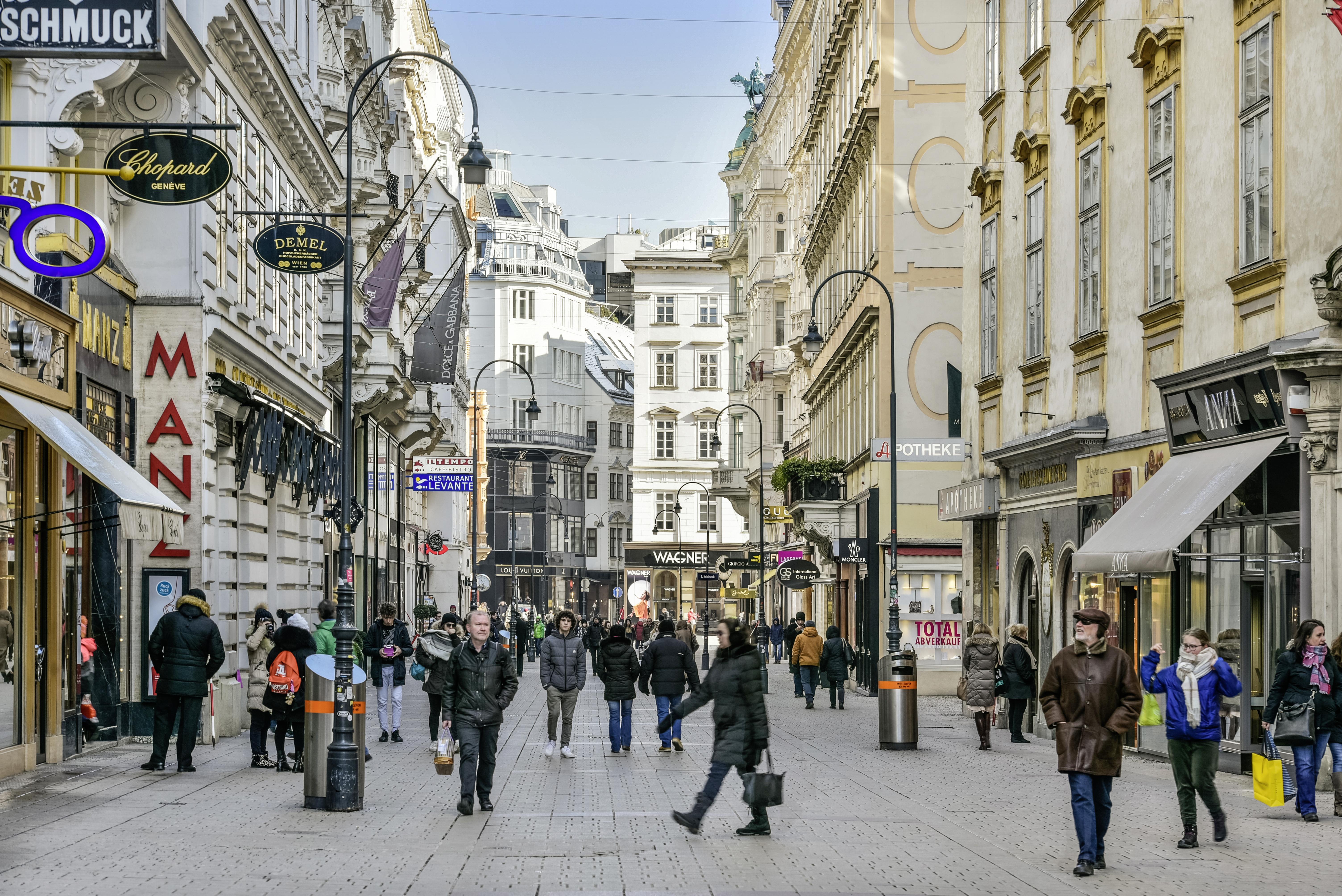 Österreichischer Einzelhandelsimmobilienmarkt