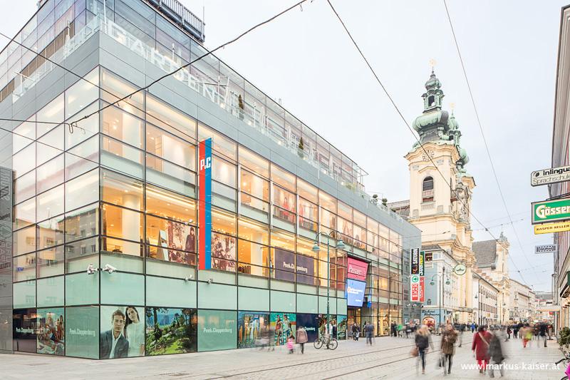 Neuer Eigentümer für Einkaufszentrum in Linz