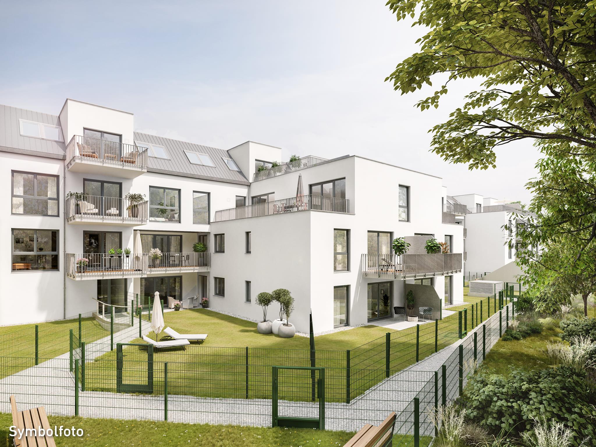 Neubauvorhaben Südherz