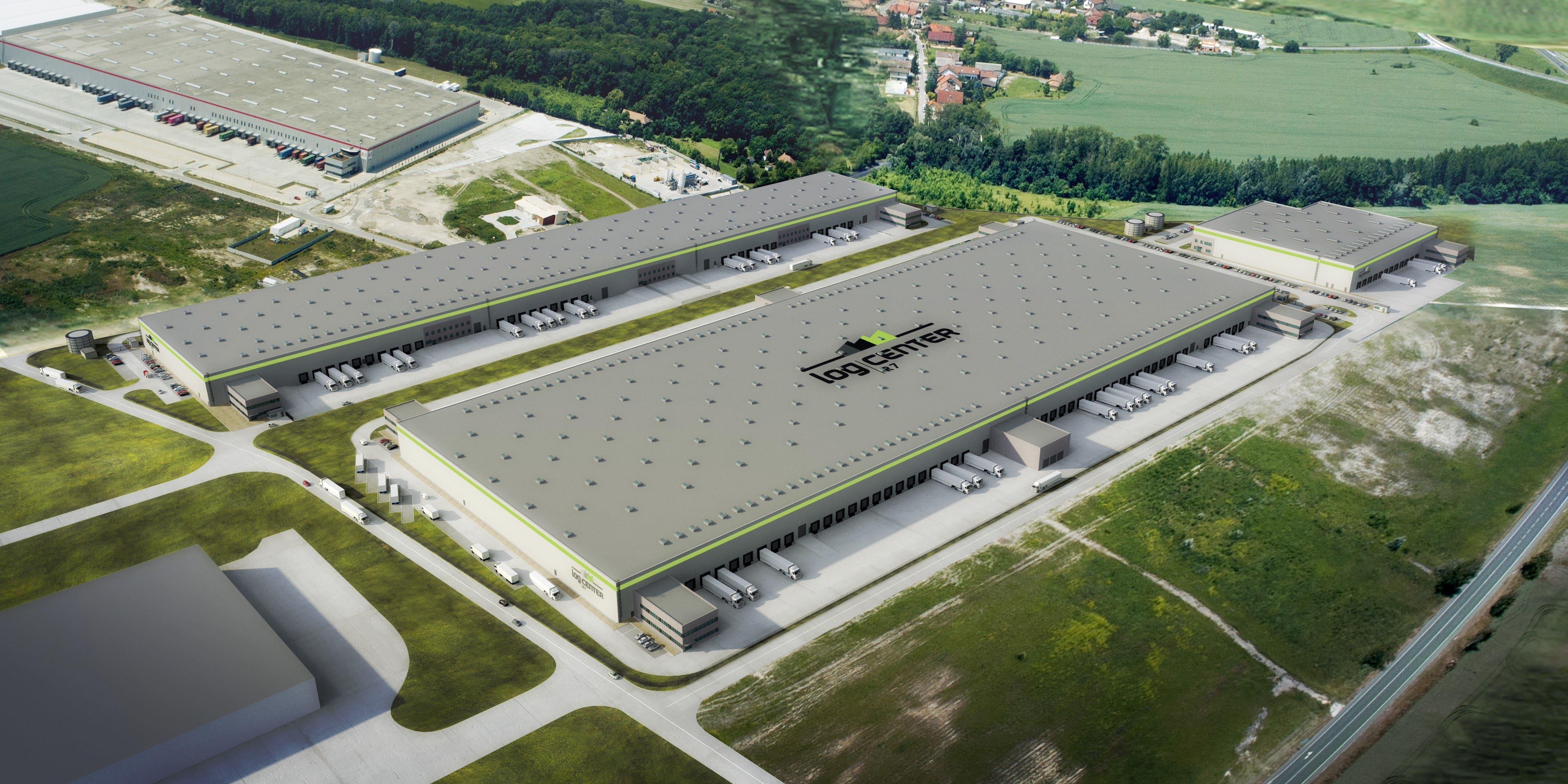 LOG CENTER: Starke Marke für europäische Logistikparks