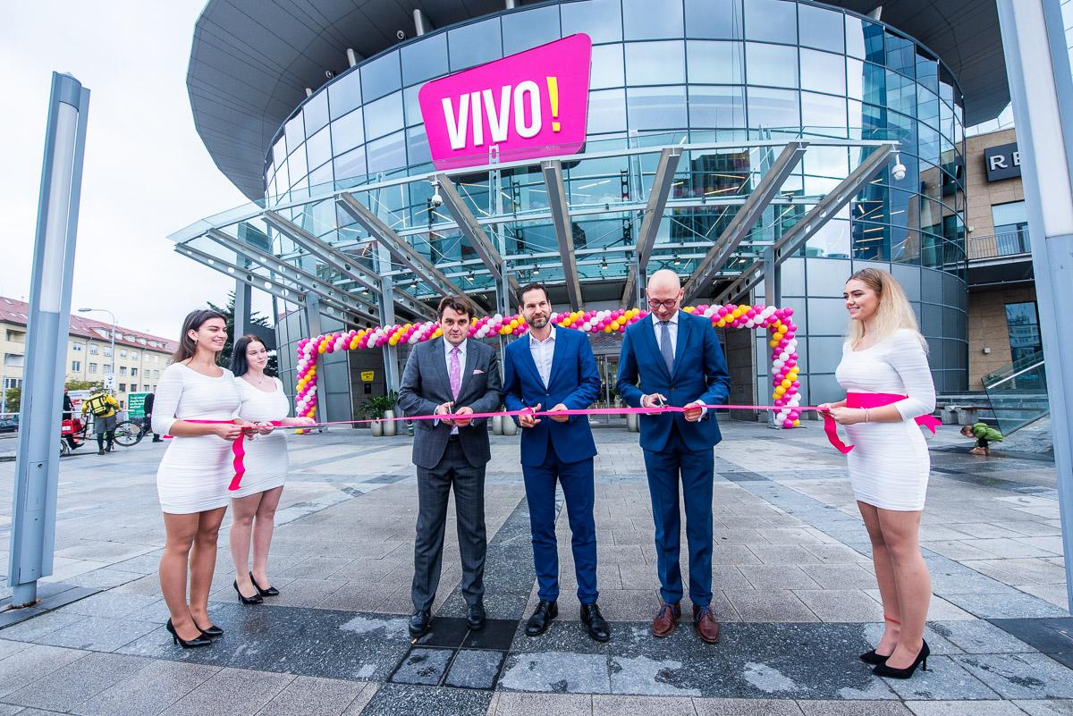 Immofinanz eröffnet VIVO! in Bratislava