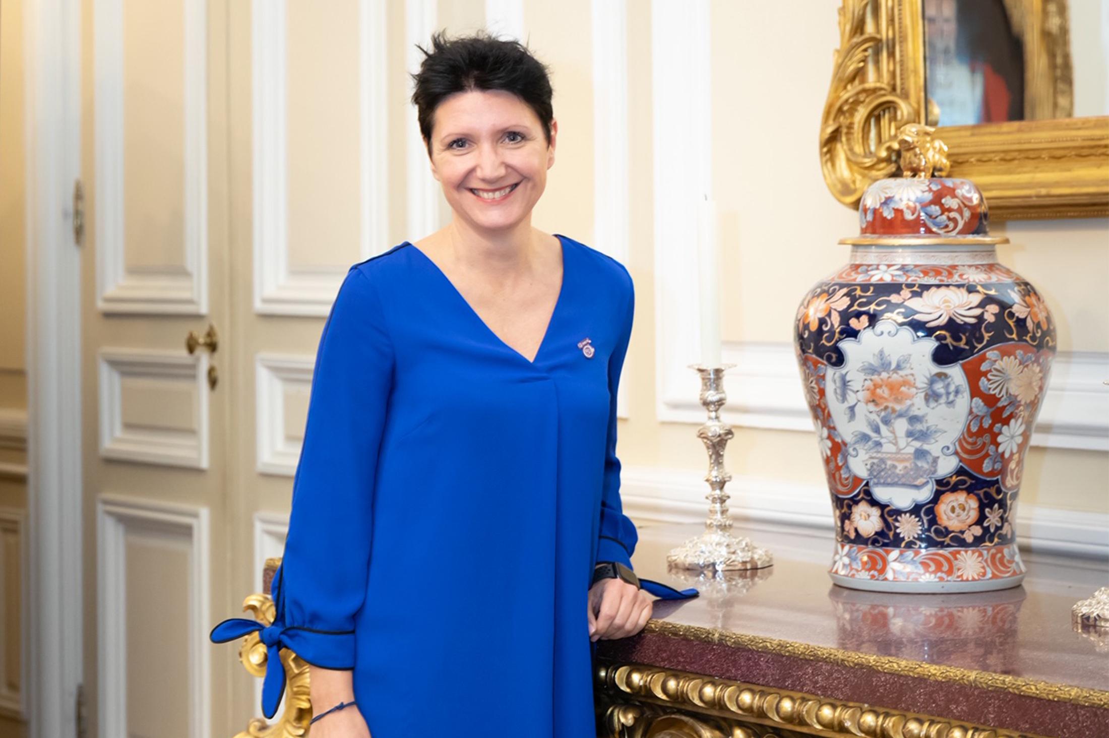 Sandra Bauernfeind ins Advisory Board von RICS Österreich berufen