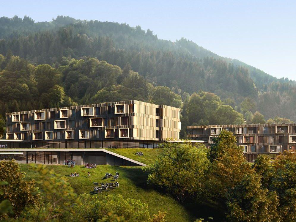 Hotel in Latschau