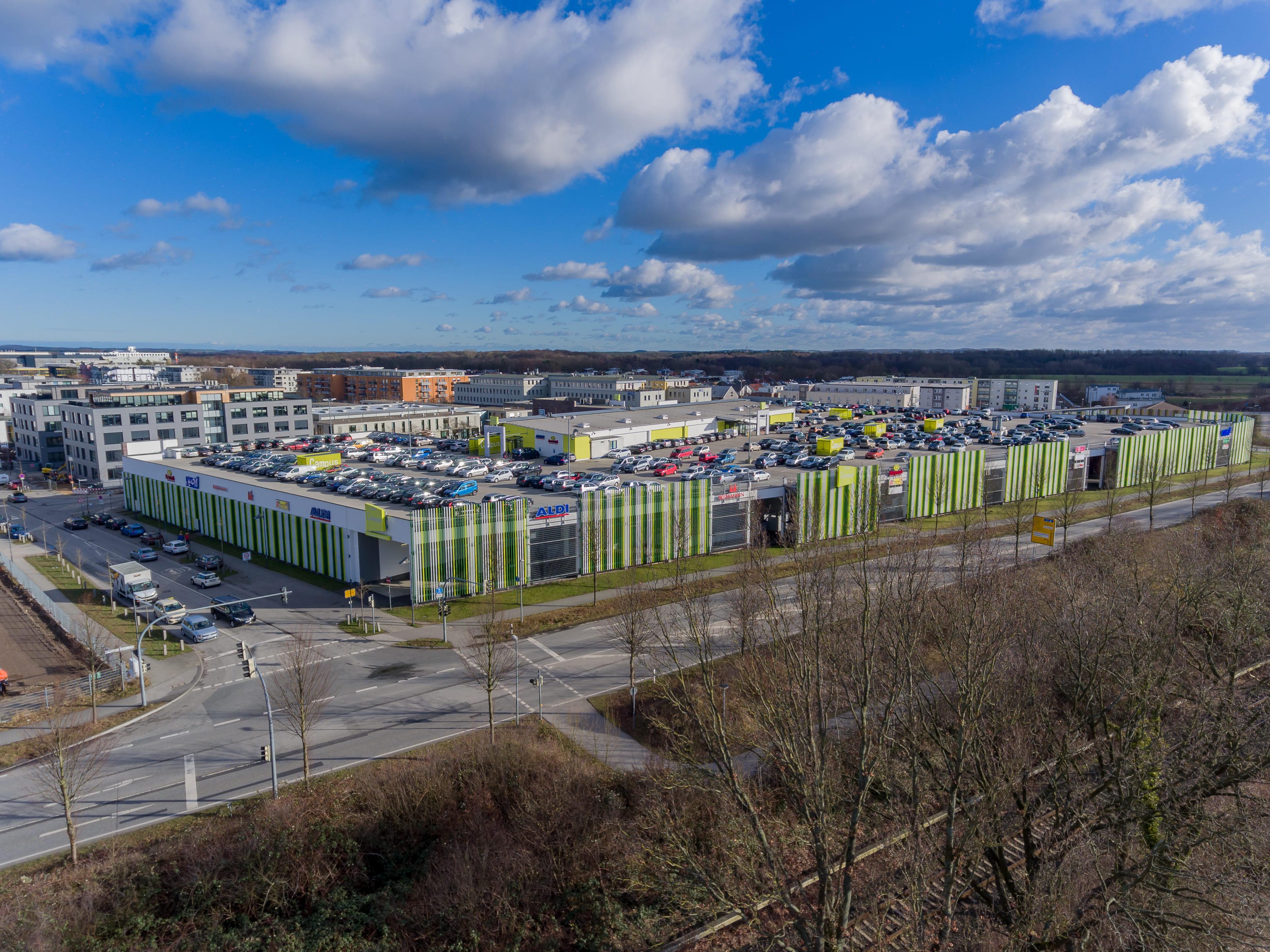 Nuveen Real Estate erwirbt Campus Center Lübeck