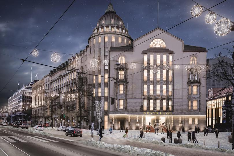 Hyatt goes Finnland