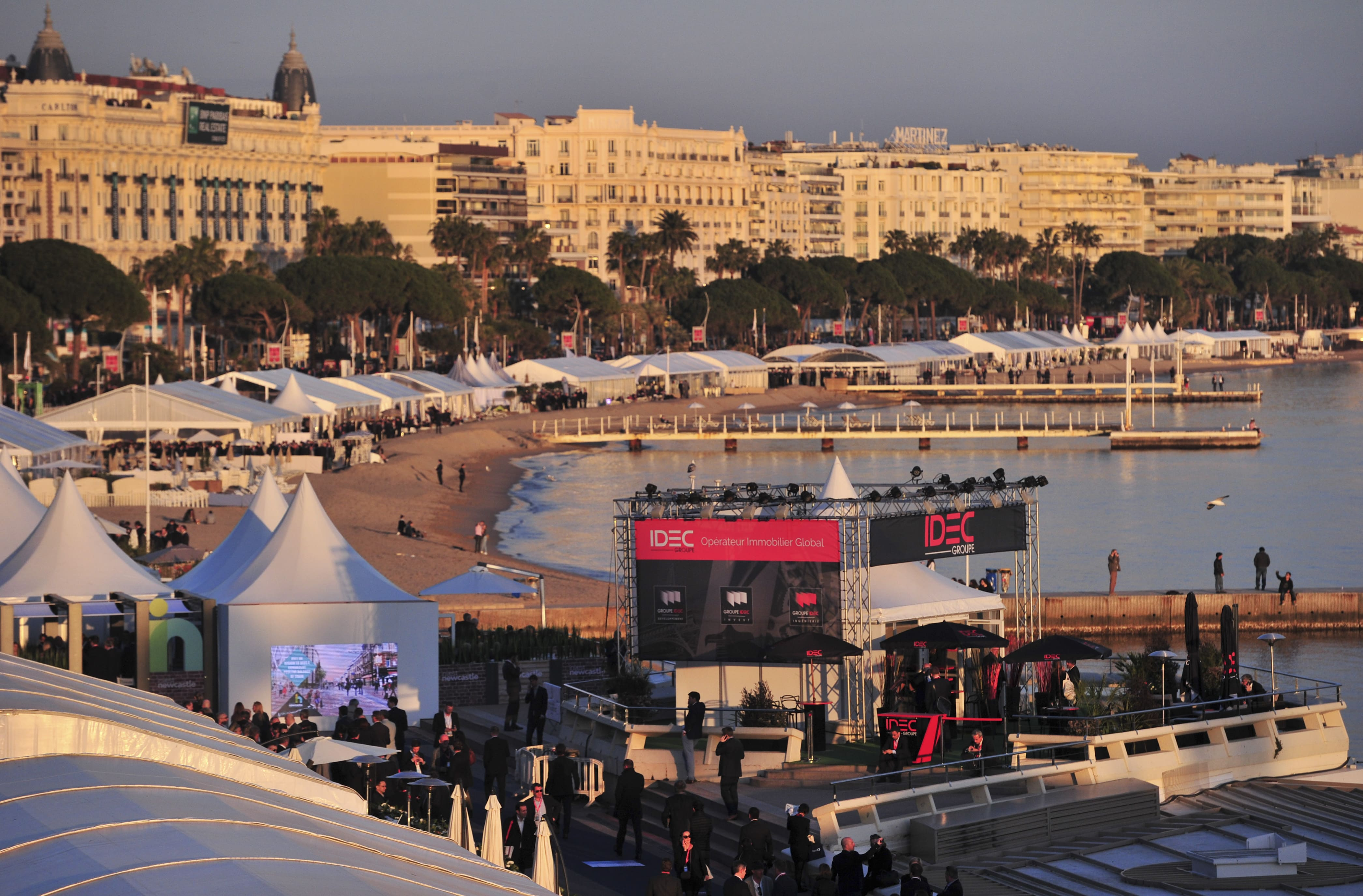 Immobilienmesse MIPIM in Cannes abgesagt