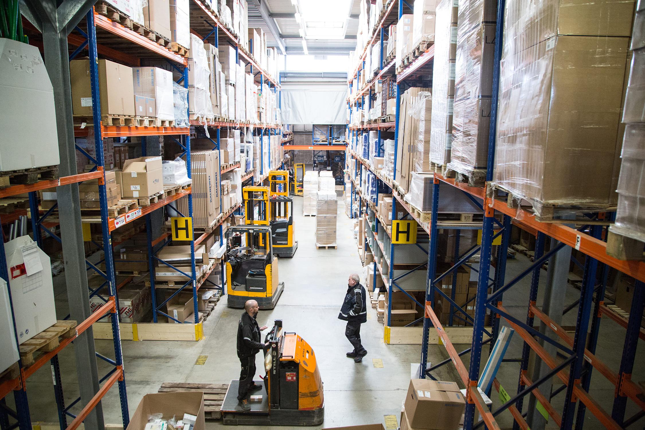 Corona-Krise und Logistikimmobilien