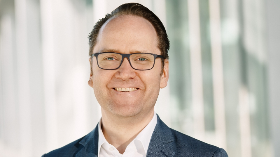 Christoph Holzmann wird COO der Union Investment Real Estate