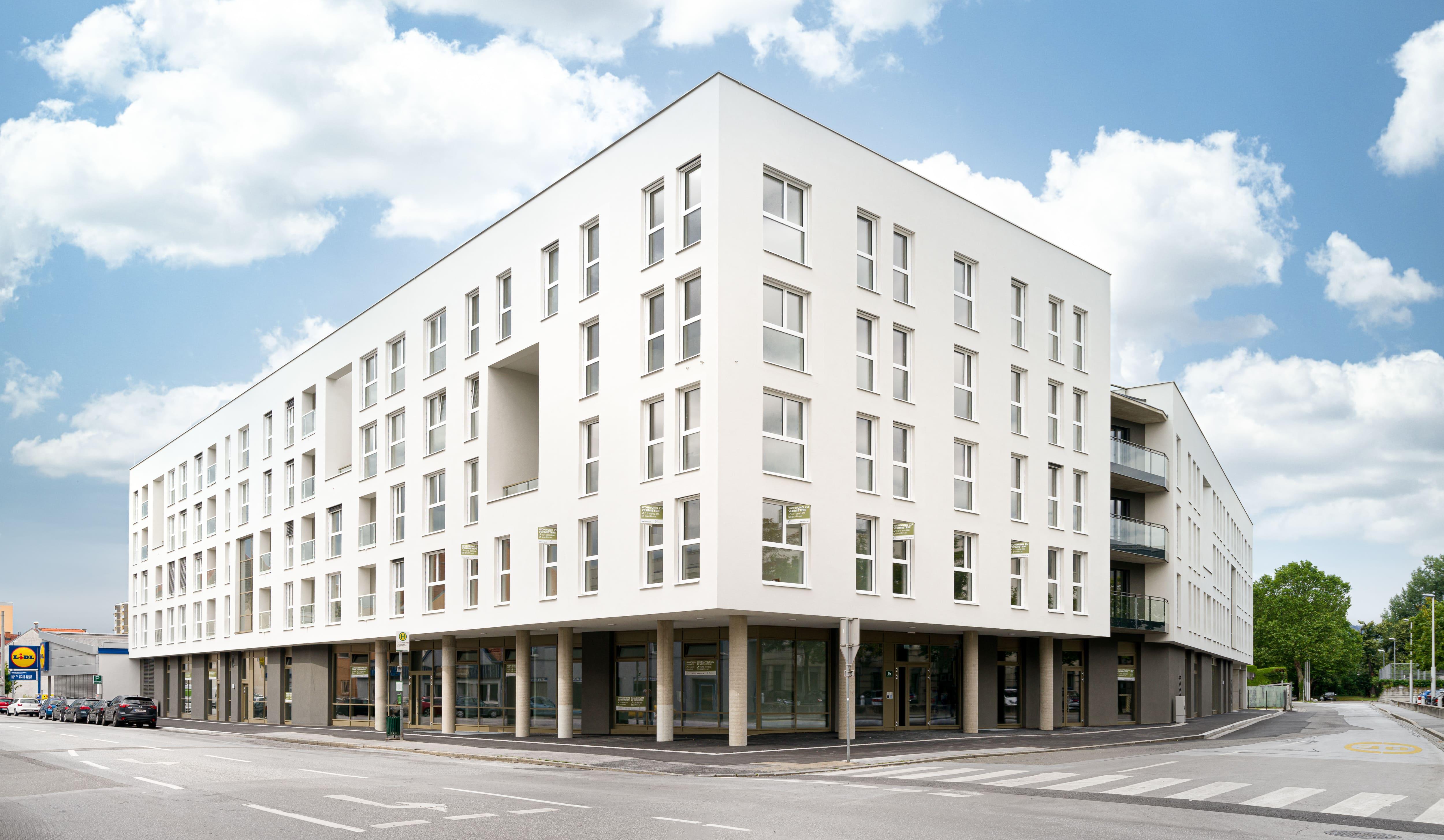 """Fertigstellung des Wohnbau-Investments """"City SUITES Graz"""""""