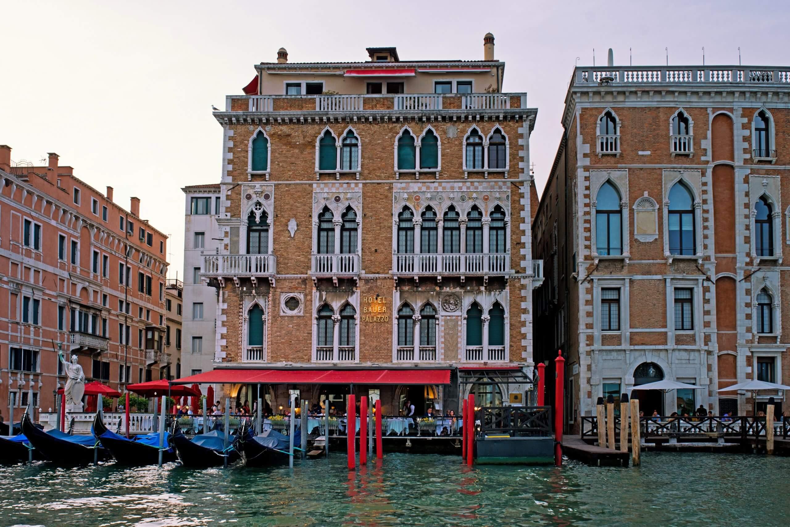 MRP hotels betreut Hotel Bauer in Venedig