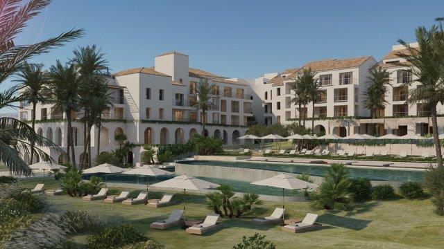 Ehemaliges Byblos Hotel wird erstes Hyatt Hotel in Südspanien