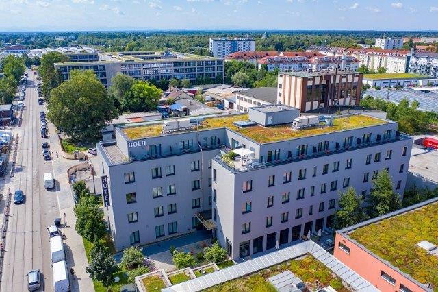 Krisenkonditionen: BNP Paribas REIM kauft BOLD Hotel in München
