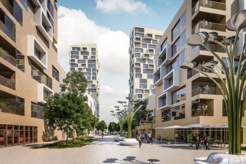Landmark-Projekt in Wiener Neustadt