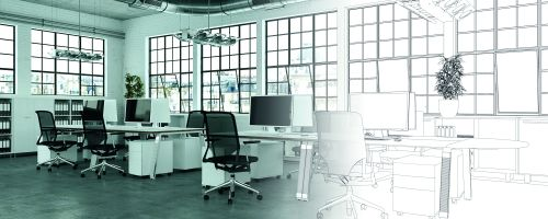 Faire Bewertung europäischer Büroimmobilienmärkte
