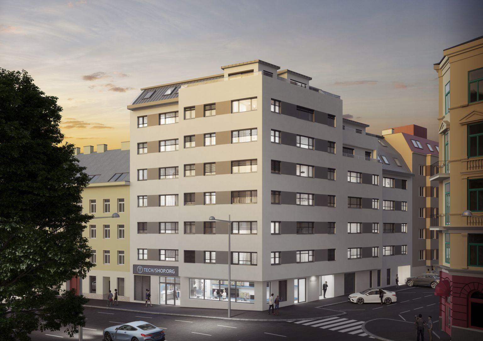 C&P Immobilien verkauft weiteres Wohnprojekt