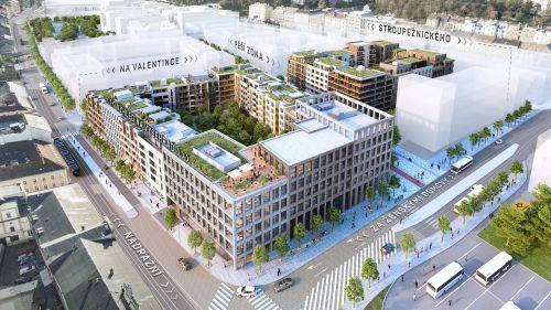 STRABAG startet Prags größtes Bauprojekt