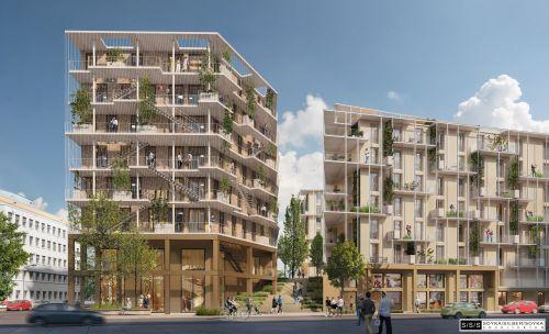 Österreichs erstes Plus-Energie-Quartier